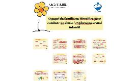 O papel da família na identificação e combate ao abuso/ exploração sexual infantil