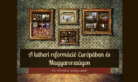 Reformáció Európában