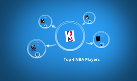Top 4 NBA Players