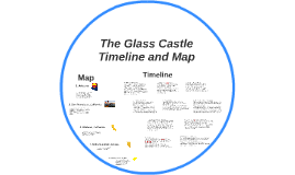 The Glass Castle Timeline and Map