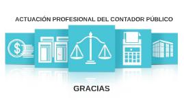 ACTUACIÓN PROFESIONAL DEL CONTADOR PUBLICO