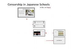 Censorship in Japanese Schools