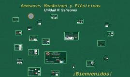 Copy of Sensores Mecánicos y Eléctricos