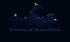 Armonías del Romanticismo