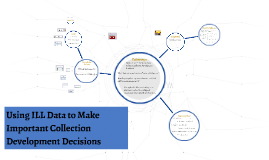 Using ILL Data to Make Important Collection Devlp Decisions