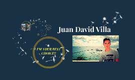 Juan David Villa