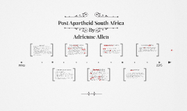 Post Apartheid South Africa