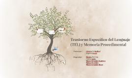 Trastorno Específico del Lenguaje (TEL) y Memoria Procedimen
