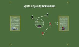 Sports In Spain
