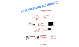 Le marketing alternatif: introduction