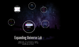 Copy of Expanding Universe Lab