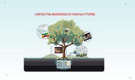 CONFLICTOS MODERNOS EN RUANDA ETIOPIA