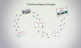 Tourist package to Georgia