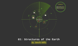01: Structures of the Earth