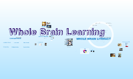 Copy of whole brain learning part 2