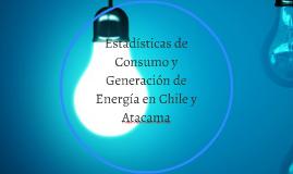 Estadísticas de Consumo y Generación de Energía en Chile y A