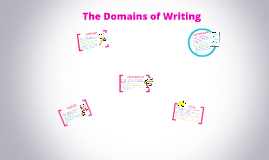 The Domains of Writing