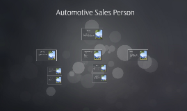 Auto motive Sales Person
