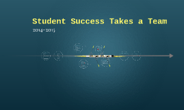 Student Success Takes a Team