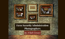 FSA Photographers