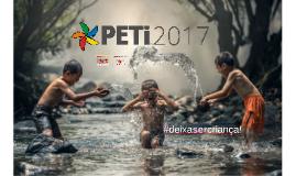 Resultados - PETI Morato 2017