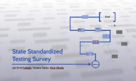 State Standardized Testing Survey