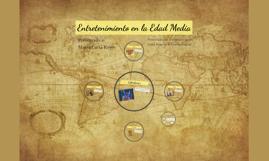 Entretenimiento en la Edad Media