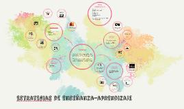 Copy of EStrategias de enseñanza aprendizaje