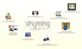 Rhyming (: