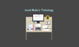 Social Media & Technology Mix