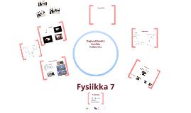 Fysiikka 7 kurssi