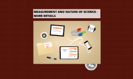 MEASUREMENT AND NATURE OF SCIENCE -