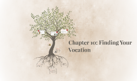 Chapter 10: Finding Your Vocation