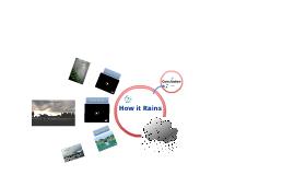 Copy of How It Rains
