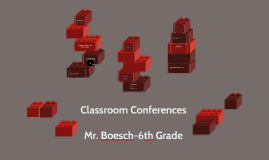 Copy of Classroom Conferences