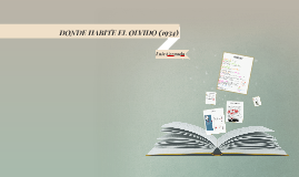 Copy of DONDE HABITE EL OLVIDO