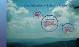 Chrześcijaństwo w liczbach - Polska i świat