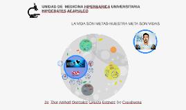 UNIDAD DE MEDICINA HIPERBARICA UNIVERSITARIA HIPOCRATES ACAP