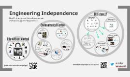 Engineering Independence - how Environmental Control systems can and could support independence