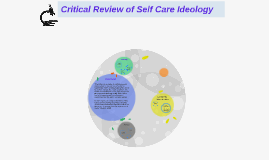 Critical Review of Self Care Ideology
