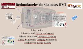 Redundancies de sistemas HMI