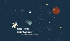 Venus Spectral Rocket Experiment