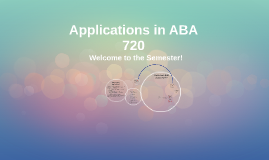 ABA 720 Class Introduction Winter 2016