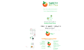 Safety food Zone App | How safe is your food?