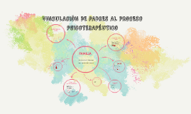 VINCULACIÓN DE PADRES AL PROCESO PSICOTERAPÉUTICO