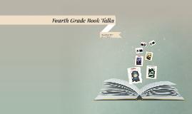 Fourth Grade Book Talks