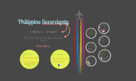 Copy of Philippine Sovereignty