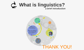 What is lingiustics