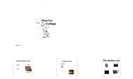 College and career plan/final