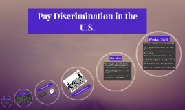Pay descrimination in the u.s.